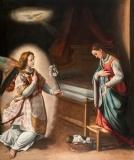 Santis di Titas Florencija_1536_1603 XVI a. 9 deš. vid. Viešpaties Apreiškimas Švč. Mergelei Marijai