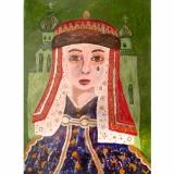 Patricija, 8b kl. Sofija Vytautaitė (1371–1453), Maskvos didžioji kunigaikštienė