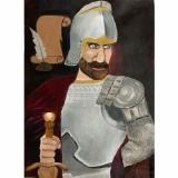 Adelė, 10 kl. Gediminas, Lietuvos didysis kunigaikštis (1316–1341)