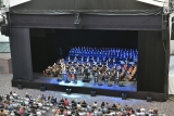 """Amilcarės Ponchielli operos """"Lietuviai"""" (""""I Lituani"""") akimirkos (V. Abramausko nuotr.)"""
