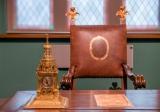 Barokinio olandiškojo valdovo kabineto interjerą papildė muziejaus įsigytas unikalus 1590 m. Augsburge sukurtas auksuotas stalinis bokšto formos laikrodis, taip pat – 1635 m. rašytas Lenkijos karaliaus ir Lietuvos didžiojo kunigaikščio Vladislovo Vazos (1632–1648) laiškas