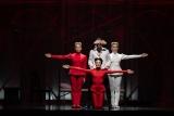 """A. Cholinos šokio teatro spektaklis """"Pikų dama"""" (A. Rasimavičiaus nuotr.)"""