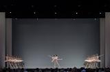 """Baleto diptiko """"Paquita"""" ir """"Bolero"""" akimirkos (M. Aleksos nuotr.)"""
