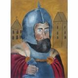 Zakhar, 10 kl. Kęstutis, Lietuvos didysis kunigaikštis (1381–1382)