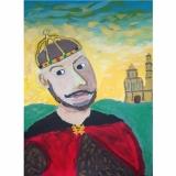Laurynas, 10 kl. Steponas Batoras, Lietuvos didysis kunigaikštis ir Lenkijos karalius (1576–1586)